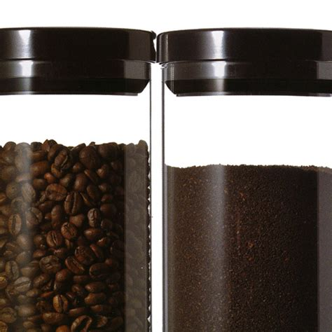 Hario Coffee Canister 300 Black Belleseve Rakuten Global Market 300 Hario Hario Coffee Canister Black
