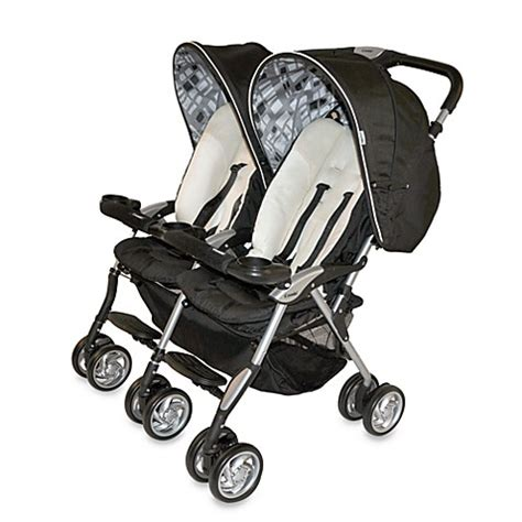 bed bath and beyond strollers combi 174 twin sport stroller sand buybuy baby