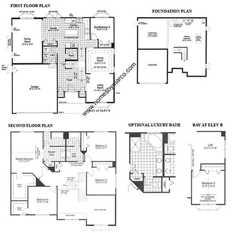 homes by marco floor plans elegant riverton model in the riverton model in the northwood trails subdivision in lake