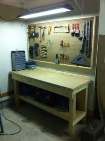 workbench workshop i setup