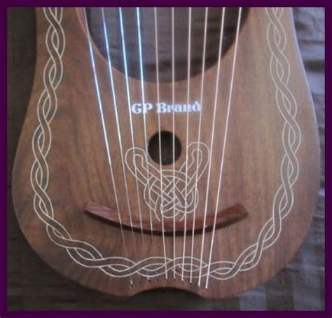 where can i buy a l harp cp brand 10 strings lyre harp free carry bag ship