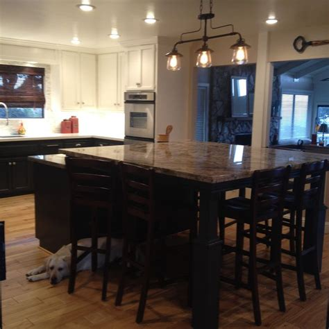 the kitchen islands are done 74 best images about kitchen island re do no more