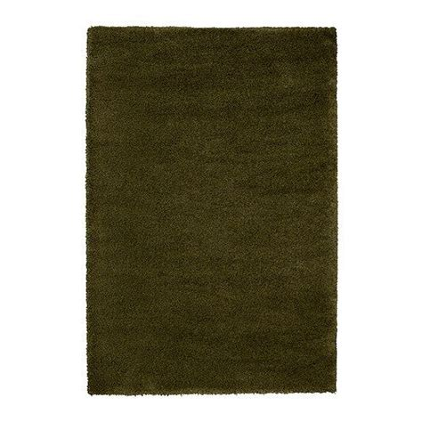 ikea adum rug warm walking and olive green on pinterest