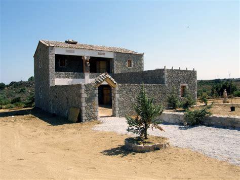 hippocrates garden house in ancient greece mastihari kos