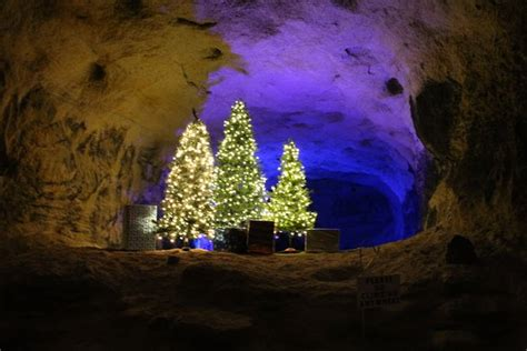 minford ohio christmas cave cave review of white gravel mines minford oh tripadvisor