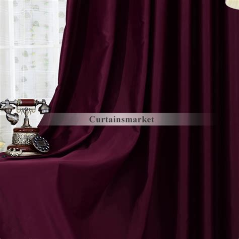 dark purple blackout curtains dark purple window panels curtains in cool for blackout