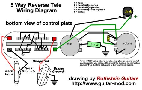 nashville telecaster wiring 5 way switch diagram get