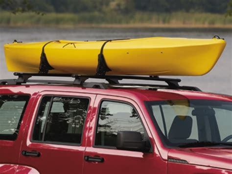 Jeep Canoe Roof Rack by Jeep Liberty Kayak Rack Part No Tckay883