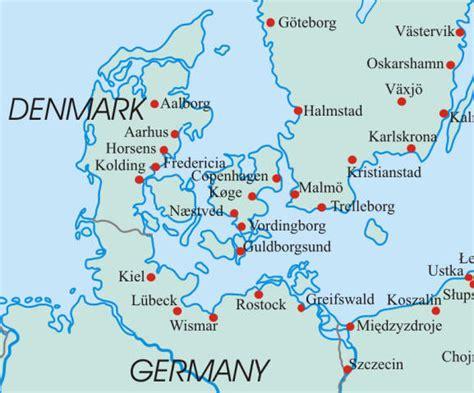 germany denmark map denmark sweden map quotes