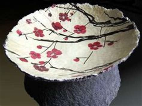 How To Make Paper Mashay - papier mache bowls by jazz green paper mache never looked