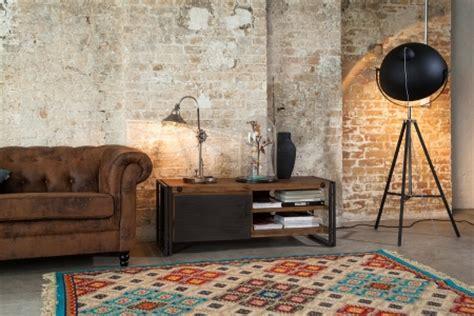 Wohnzimmer Manchester by Industrial Stonewashed F 252 R Die Wohnung Myhammer Magazin