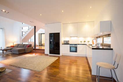 Galley Kitchen Floor Plans Small D 233 Coration D Une Cuisine Ouverte Sur Le Salon Simon Mage