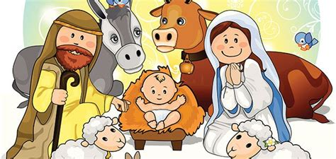imagenes del nacimiento de jesus para niños nacimiento del ni 241 o jesus cuento de navidad
