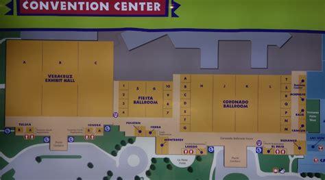 Convention Center Floor Plan Review Disney S Coronado Springs Resort Yourfirstvisit Net