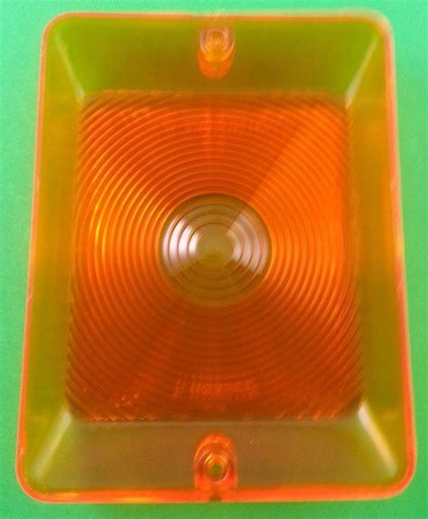 trailer tail light lens cover replacement bargman 34 84 016 rv trailer tail light replacement amber