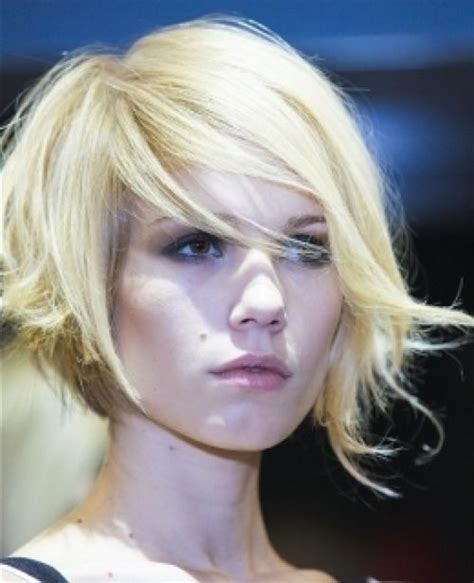curly asymmetrical bob hairstyle 25 pictures of trendy short haircuts 2012 2013 short