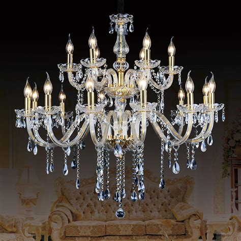 Chandeliers Design Aliexpress Buy Luxury Royal Empire Golden Europen Chandelier Large Contemporary