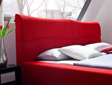 polsterbett 160x200 mit matratze und lattenrost polsterbett cloude bett 160x200 cm rot mit lattenrost
