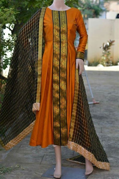 beautiful party wear fancy kurti simple craft ideas