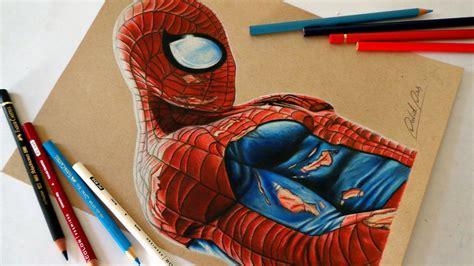speed drawing homem aranha tattoo blog