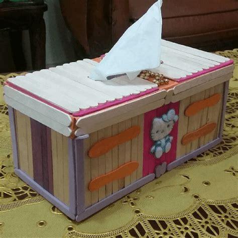 Tempat Makan Hamster Dari Stik Es Krim 100 kerajinan tangan dari barang bekas ini bisa kamu jual