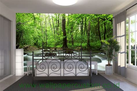 wallpaper dinding 3d pemandangan wallpaper custom 3d wallpaper dinding custom 3d jakarta