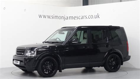 land rover discovery black land rover discovery 4 3 0 sdv6 hse youtube