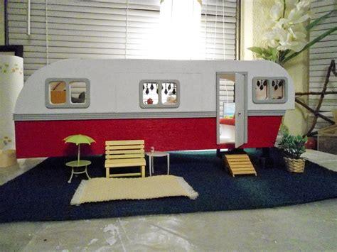dollhouse trailer mini shack the greenleaf travel trailer in 15 days