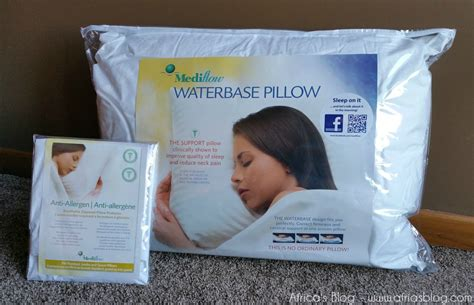 mediflow waterbase pillows giveaway here we go again