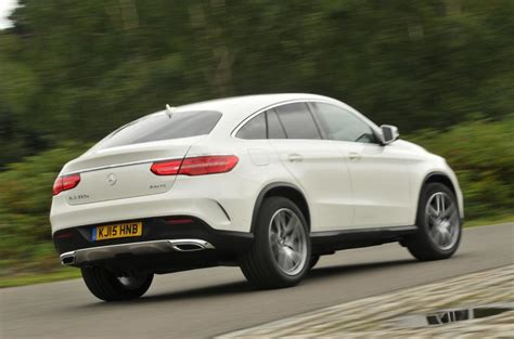 mercedes benz gle coupe review  autocar