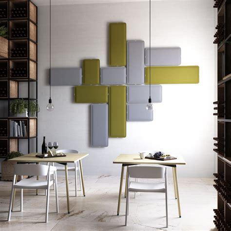 pareti fonoassorbenti per interni sistemi fonoassorbenti pannelli divisori pareti