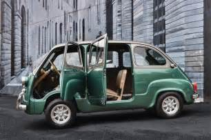 Fiat Multipla Malaysia Custom Fiat 600 Multipla Microvan Has No Equal Autoevolution