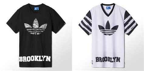 Kaos Adidas White T2105 T wear baseball tees basketball tops by adidas