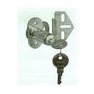 folding door lock sterling