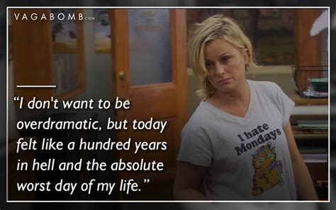 parks and rec quotes 25 parks and recreation quotes for real situations