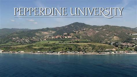 Pepperdine 1 Year Mba Tuition by Aerial Tour Of Pepperdine And Malibu