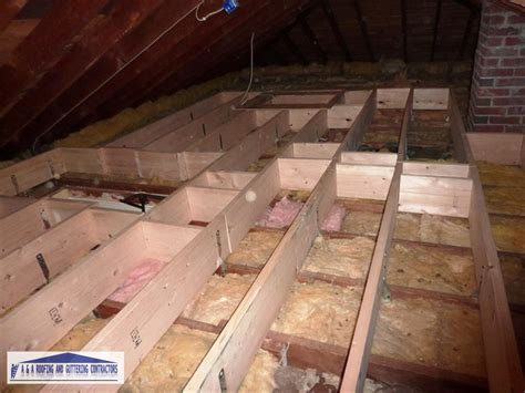 Add Floor Attic Insulation A A Roofing And Guttering Contractors