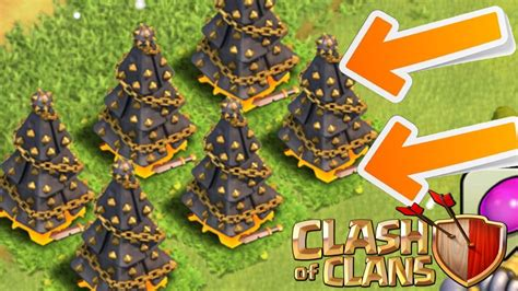 in coc xmas tree in 2016 clash of clans quot new quot spawn a tree coc tree 2015 easy guide