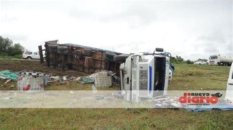 diario el liberal santiago del estero clasificados un camionero tucumano protagoniz 243 un violento choque en
