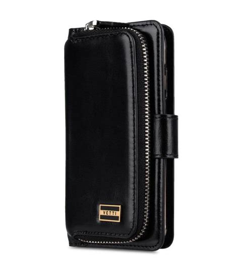Flip Leather Card Book Cover Casing Wallet Premium For Iphone 7 premium genuine leather flip front folio wallet book