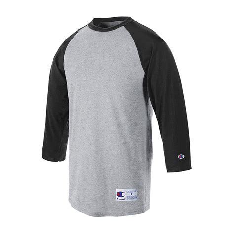 raglan lengan 3 4 polos chion raglan baseball t shirt 3 4 sleeve jersey t137 ebay