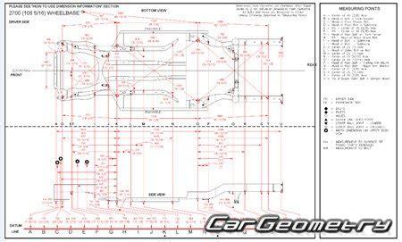 honda civic 2006 2011 sedan coupe usa body repair manual геометрические размеры honda civic 2006 2011 sedan coupe usa body repair manual