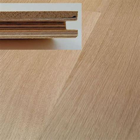 unfinished engineered white oak riftquartersawn  white mountain hardwood flooring