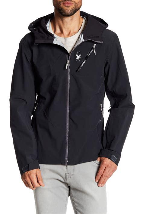 Hoodie Zipper Eiger Keren spyder eiger multi zip shell hoodie nordstrom rack