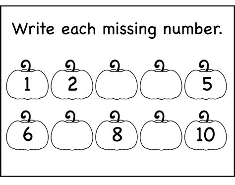 numbers 1 10 exercises printable number 1 10 worksheets free activity shelter