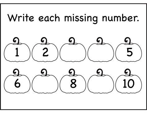 printable numbers 1 10 for preschoolers kindergarten worksheets numbers 1 10 writing numbers 1