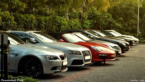 Cheapest Supercars To Maintain by India S Most Exclusive Supercar Club The Cannonball Club