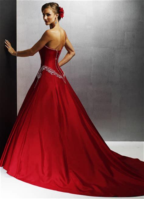Imagenes De Vestidos De Novia Rojo | bodaestilo 187 vestidos de novia en rojo