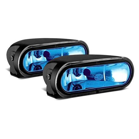 hella len hella 174 008284861 ff75 6 12 quot 2x55w oval driving beam blue