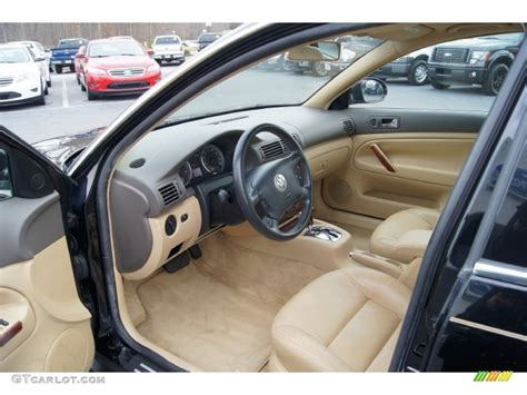 volkswagen sedan interior beige interior 2004 volkswagen passat gls tdi sedan photo